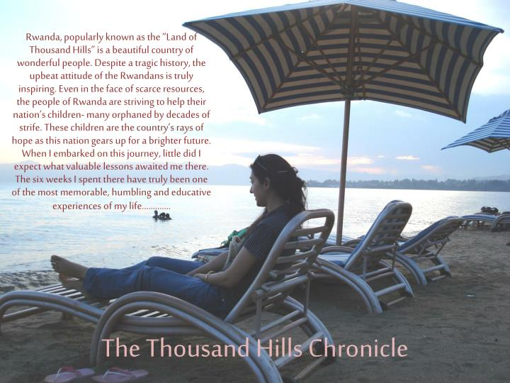 The Thousand Hills Chronicle