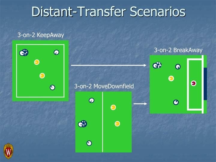Distant-Transfer Scenarios