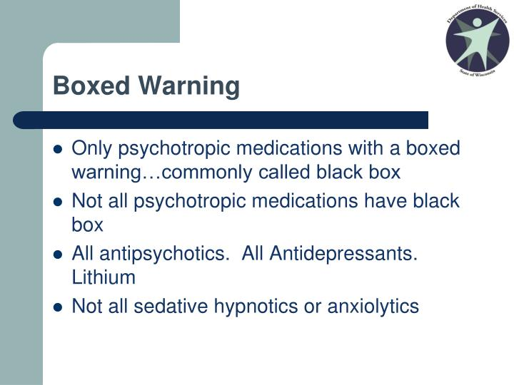 Boxed Warning
