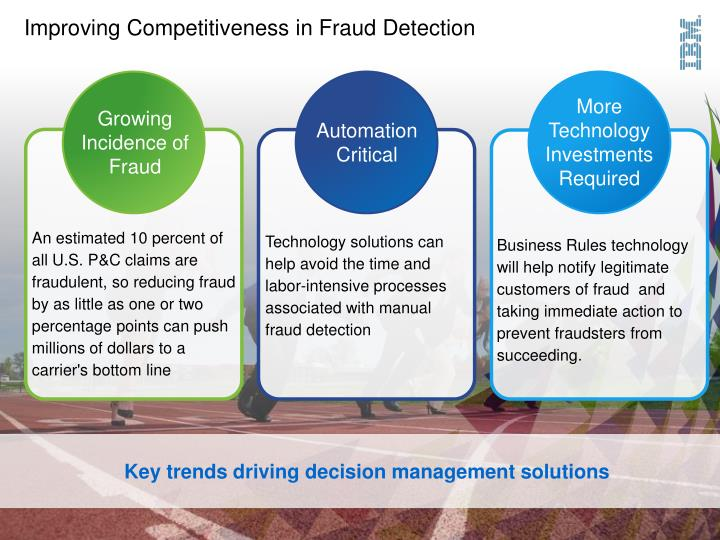 Improving Competitiveness in Fraud Detection