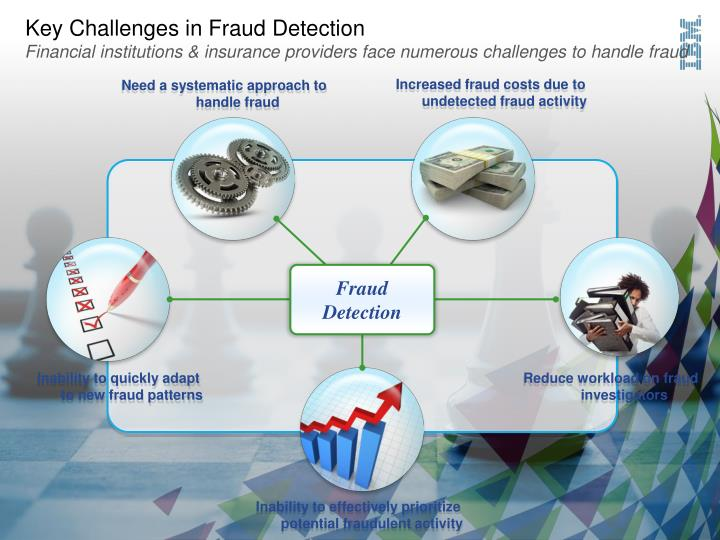 Key Challenges in Fraud Detection