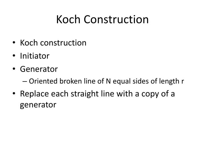 Koch Construction