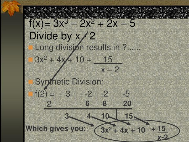 f(x)= 3x
