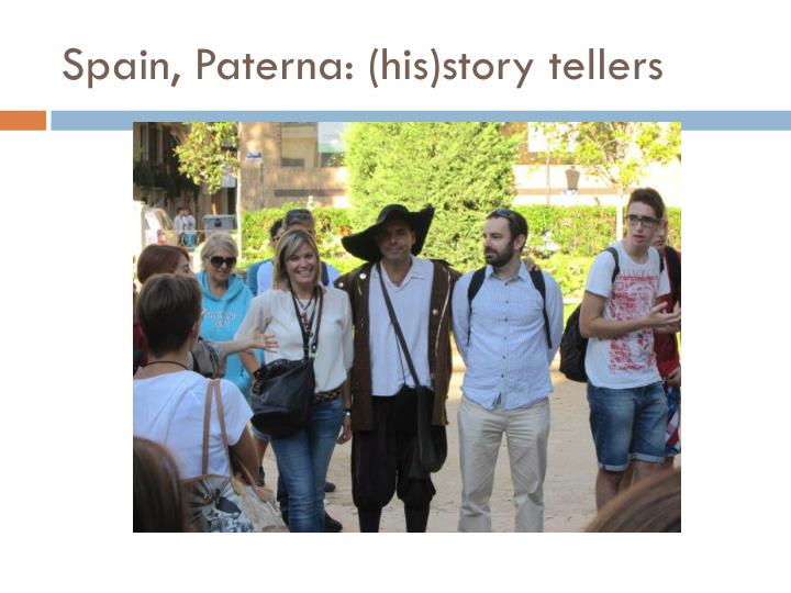 Spain, Paterna: (