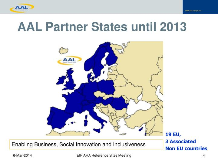AAL Partner States