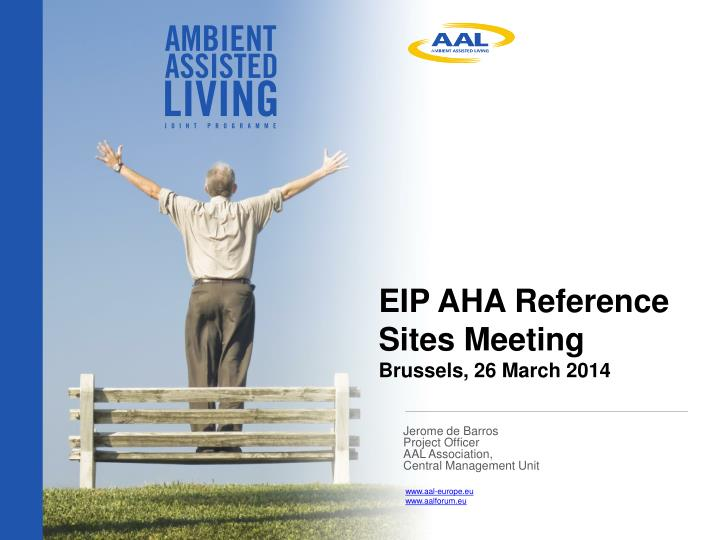 EIP AHA Reference Sites Meeting