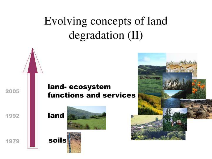 land- ecosystem