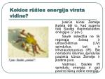 kokios r ies energija virsta vidine3