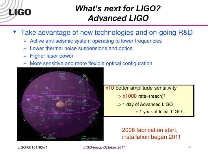 What's next for LIGO?