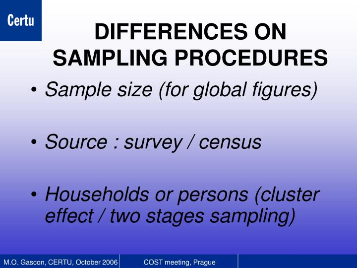 Sample size (for global figures)