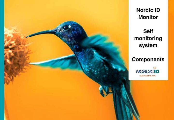 Nordic ID Monitor