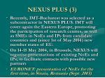 nexus plus 3