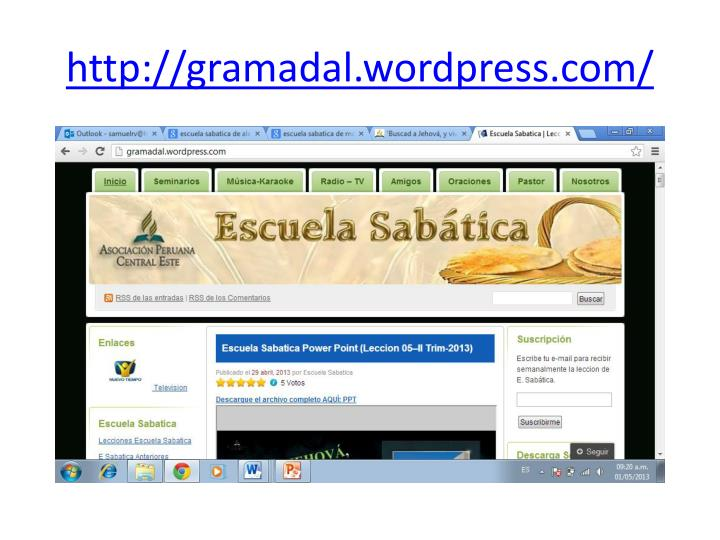 http://gramadal.wordpress.com