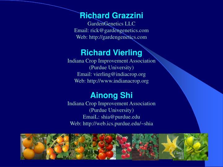 Richard Grazzini