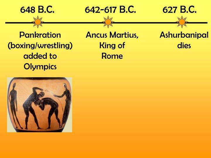 648 B.C.
