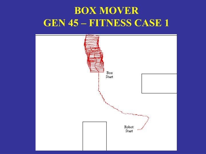 BOX MOVER