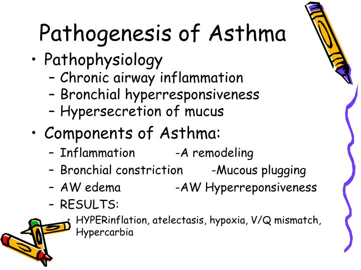 Pathogenesis of Asthma