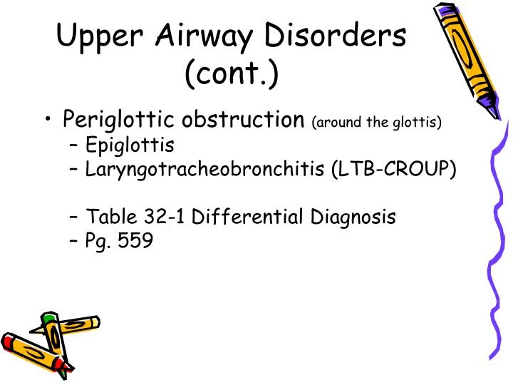Upper Airway Disorders
