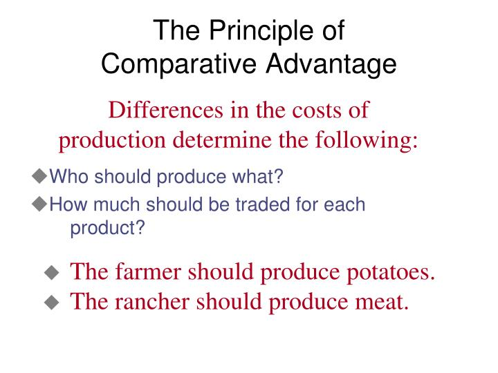 The Principle of