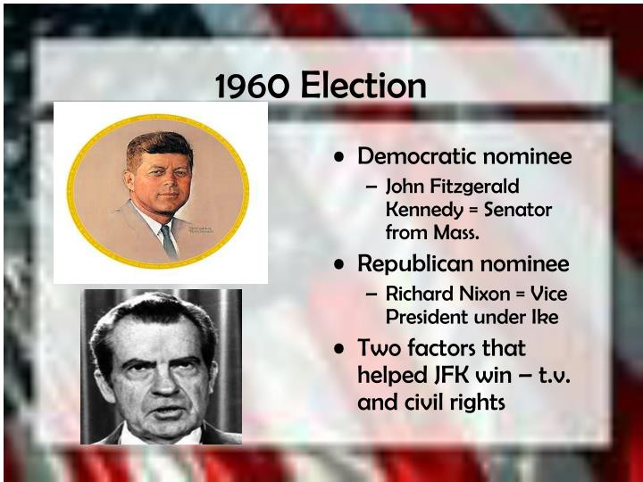 1960 Election