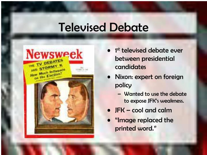 Televised Debate