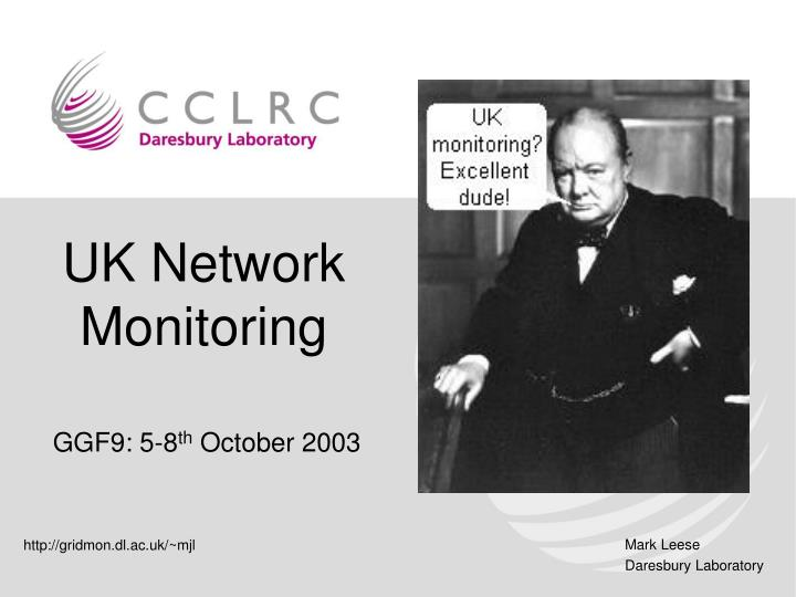 UK Network Monitoring