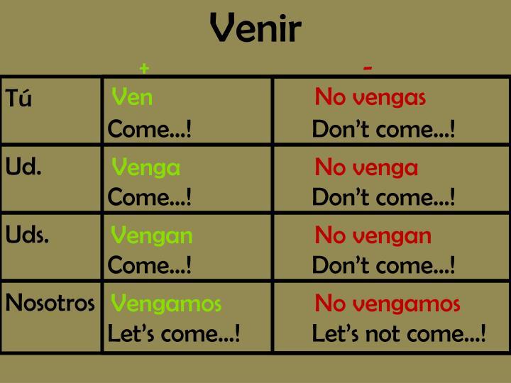 Venir