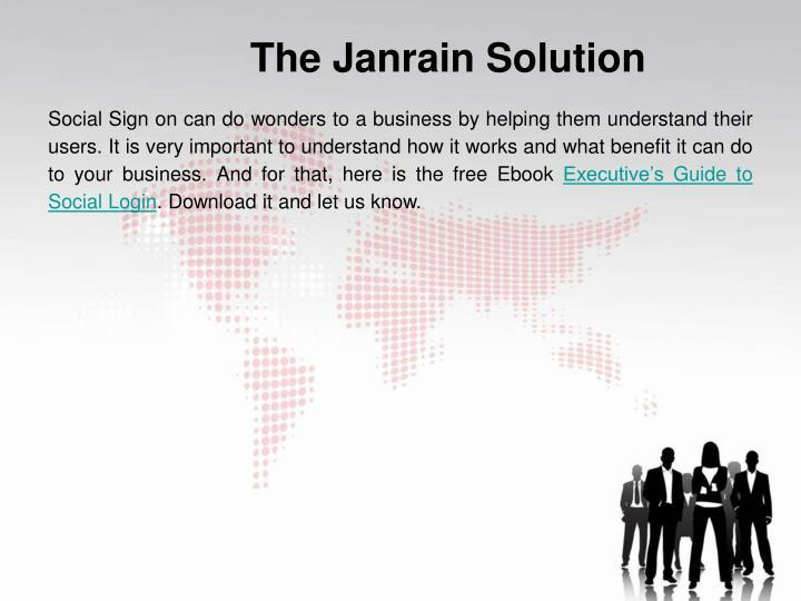 Social Sign on can do wonders to a business by helping them understand their users. It is very important to understand how it works and what benefit it can do to your business. And for that, here is the free Ebook