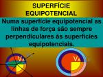 superf cie equipotencial