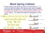 block spring collision1