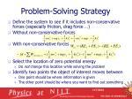 problem solving strategy1