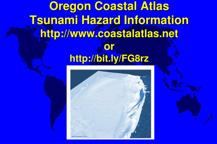 Oregon Coastal Atlas