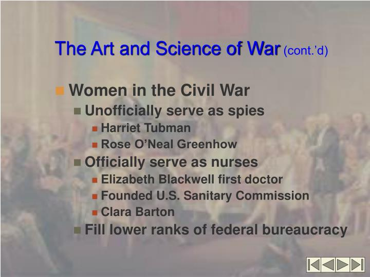 The Art and Science of War