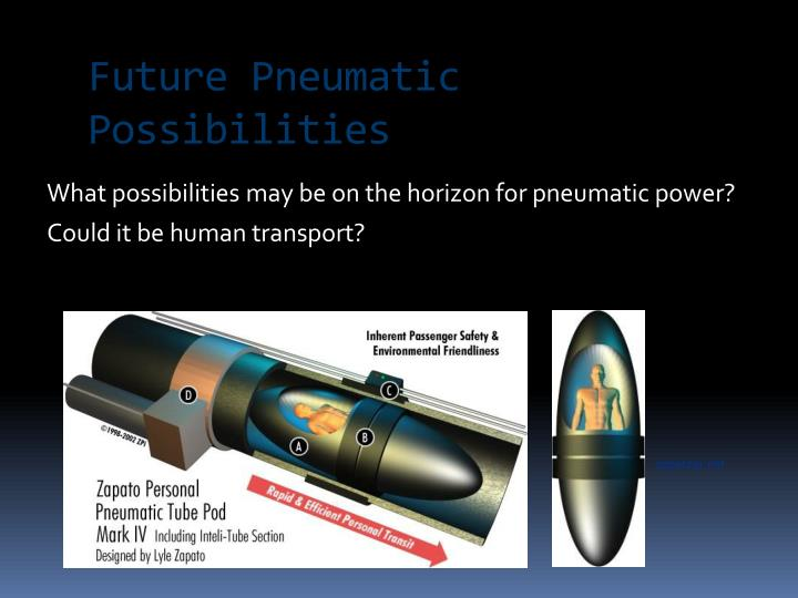 Future Pneumatic Possibilities