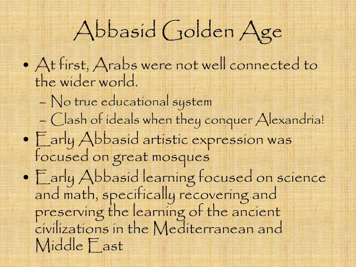 Abbasid Golden Age
