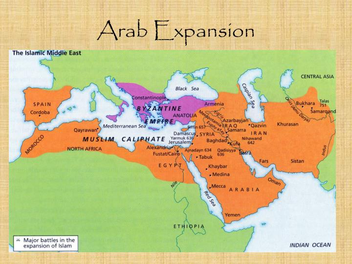 Arab Expansion