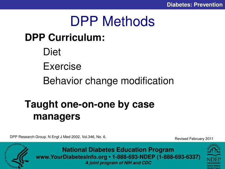 DPP Methods