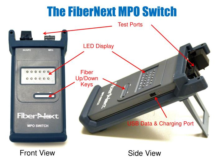 The FiberNext MPO Switch