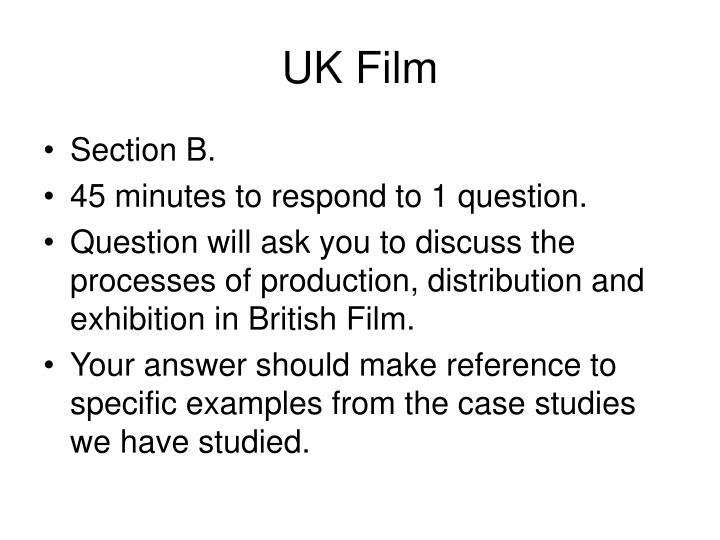 UK Film