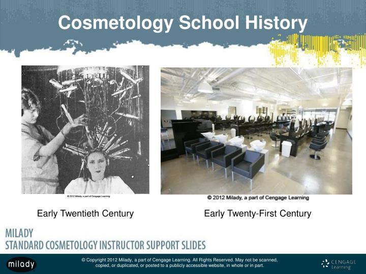 Cosmetology School History