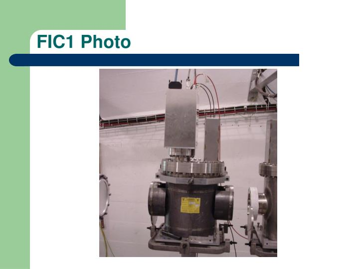 FIC1 Photo