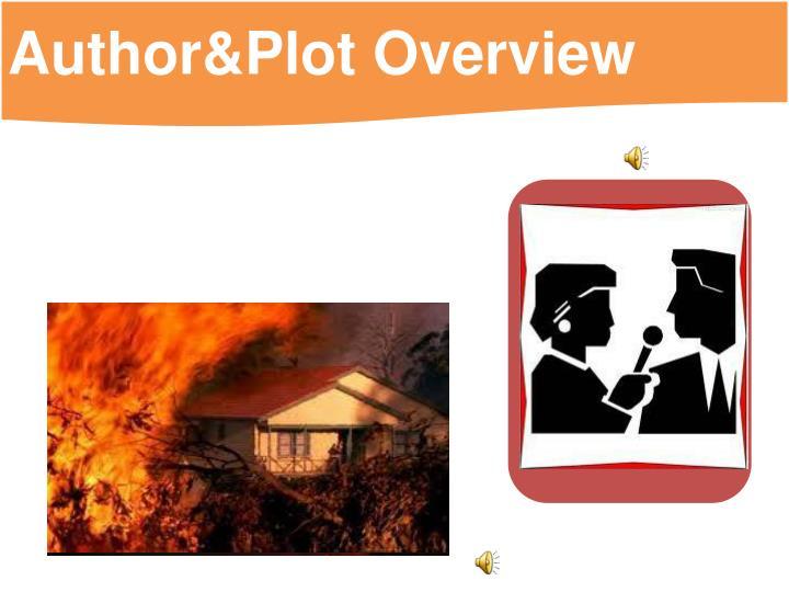 Author&Plot Overview