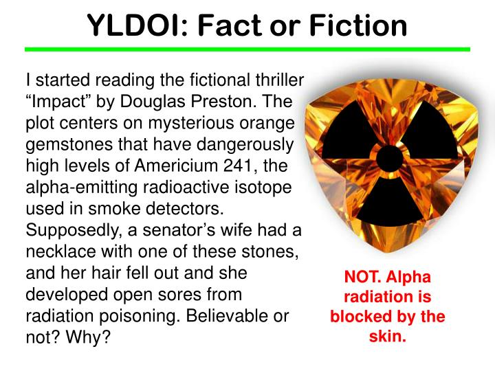Yldoi fact or fiction1