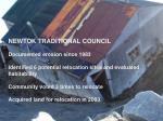 newtok traditional council