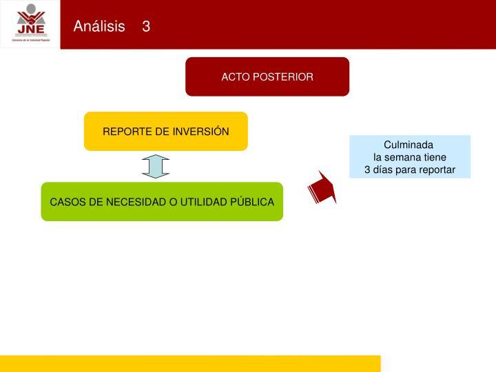Análisis    3