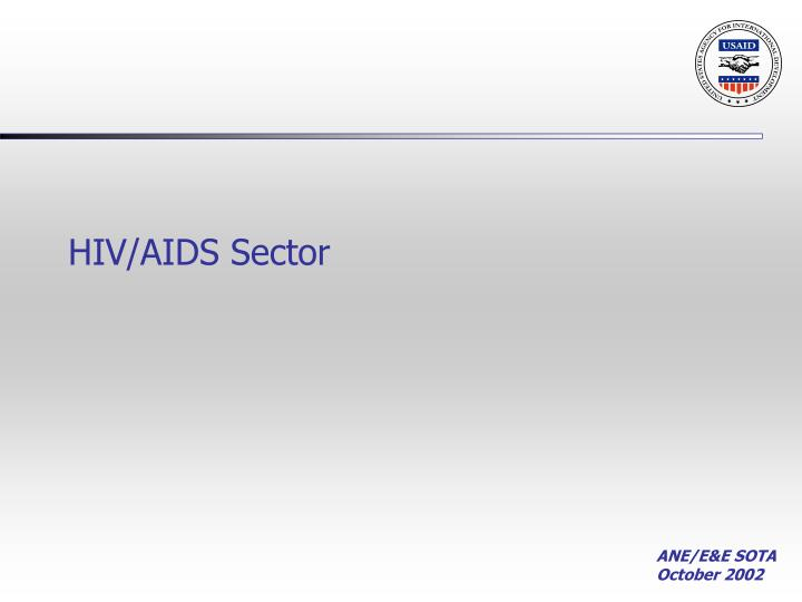 HIV/AIDS Sector