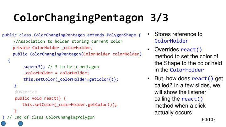 ColorChangingPentagon