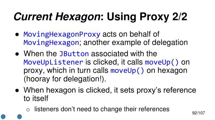 Current Hexagon