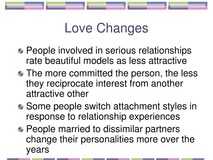 Love Changes