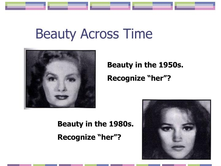 Beauty Across Time